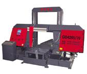 GD4265/70龙门式半自动金属带锯床生产厂家