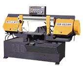 GD4028H角度机金属带锯床
