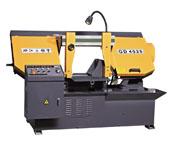 GD40系列剪刀式半自动金属带锯床厂家直销