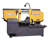 GD40系列剪刀式半自动金属带锯床-剪刀式半自动金属带锯床厂家