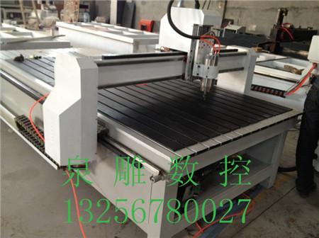 泉雕数控QDM1325真空吸附木工雕刻厂家/质量保证