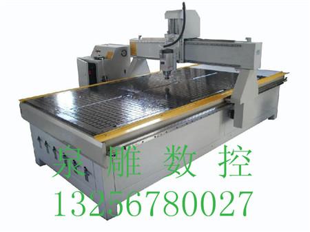 泉雕数控QDM郑州板式家具雕刻机、密度板镂空雕刻机、切割机