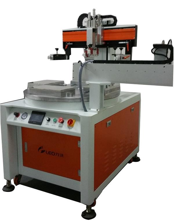 电动丝印机,转盘丝印机,平面丝印机 机械手下料装置