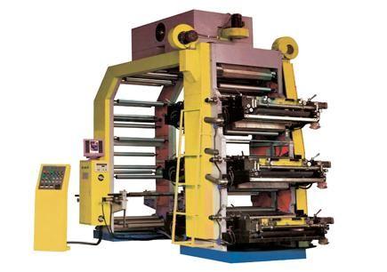 六色印刷机、印刷机