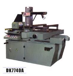 DK7740A电火花切割机床、切割机床