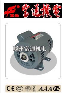 低噪音低振动单相钢板壳电机