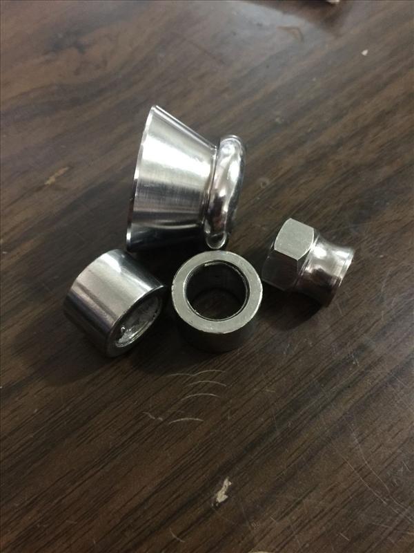 不锈钢非标五金件 不锈钢非标接头 不锈钢非标件定做