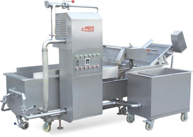 气泡清洗机,山东嘉信工业装备有限公司专业制造气泡清洗机