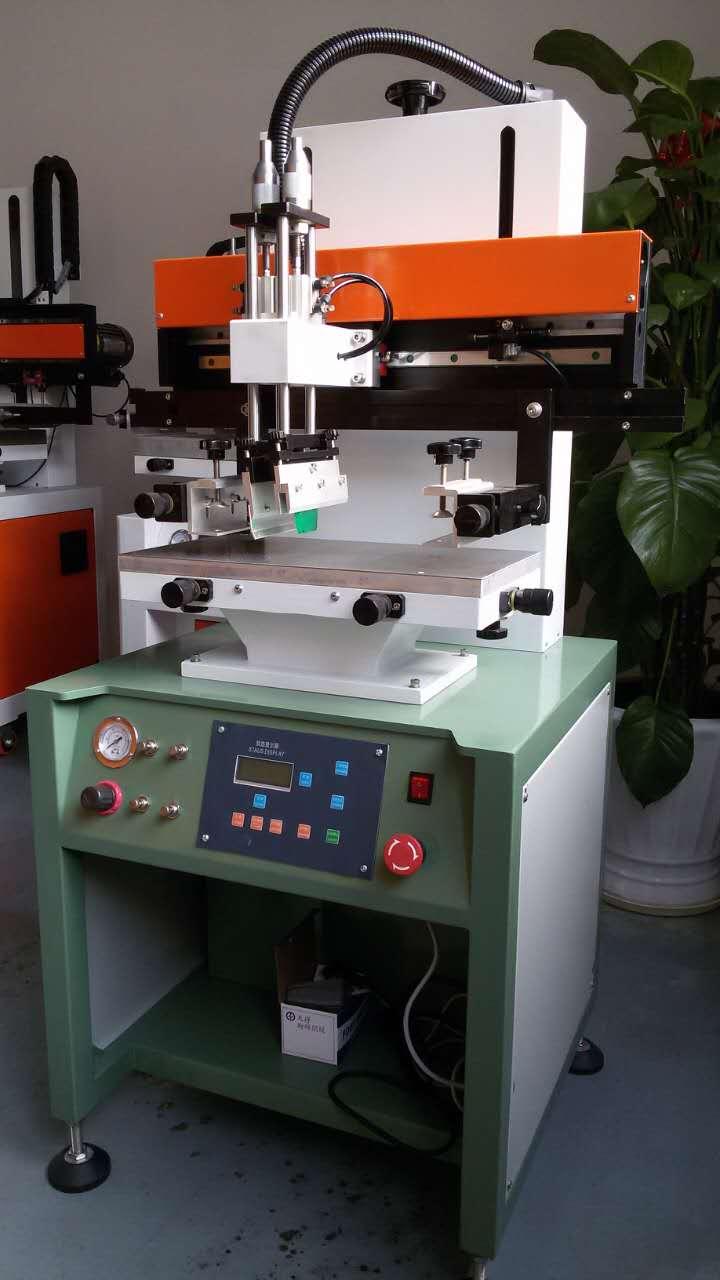 厂家直销,小型丝印机,平面丝网印刷机,全自动式2030
