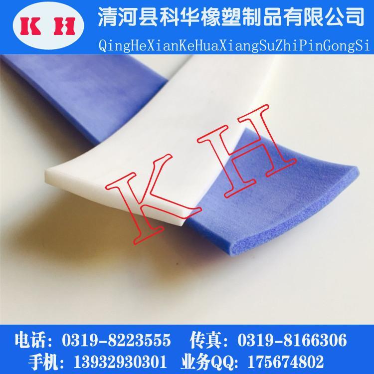 高温发泡硅胶密封条 彩色硅胶密封条