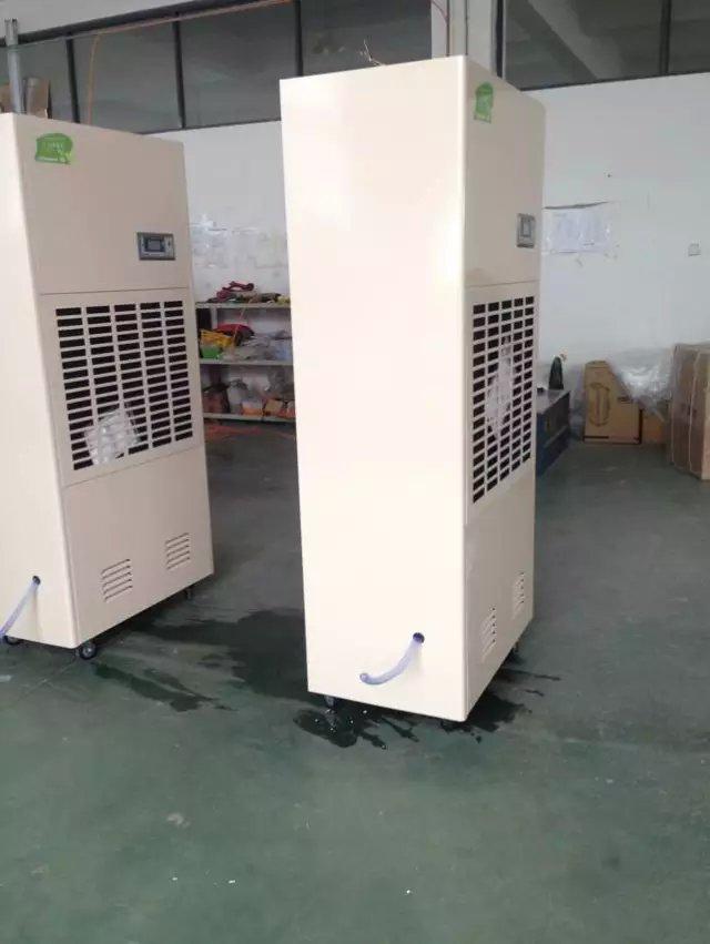 电子厂房除湿机