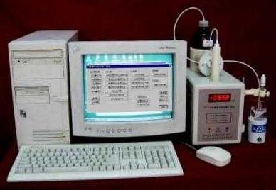 微机多功能自动滴定仪MIA-6型