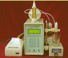FJA-04型自动滴定仪