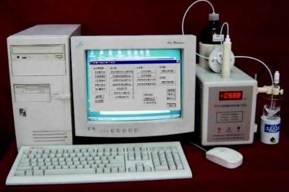微机控制自动滴定系统测定硫醇硫FJA-2型