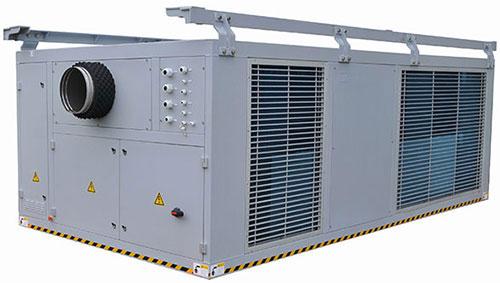 空调风机-供应英鹏飞机地面空调机组(pca)-中华机械网