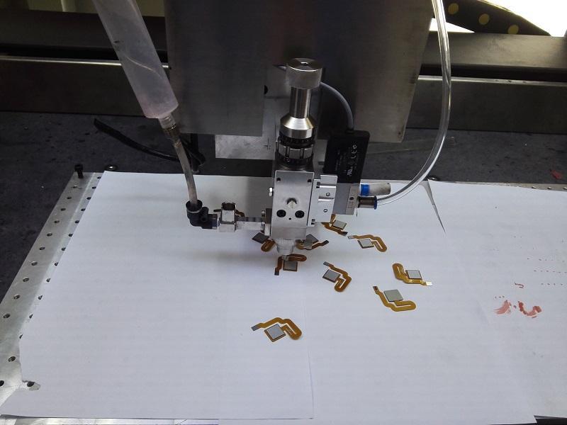 指纹识别传感器封装机 指纹识别芯片封装点胶机