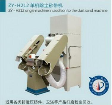太平洋机械正义牌ZY-H212单机除尘砂带机