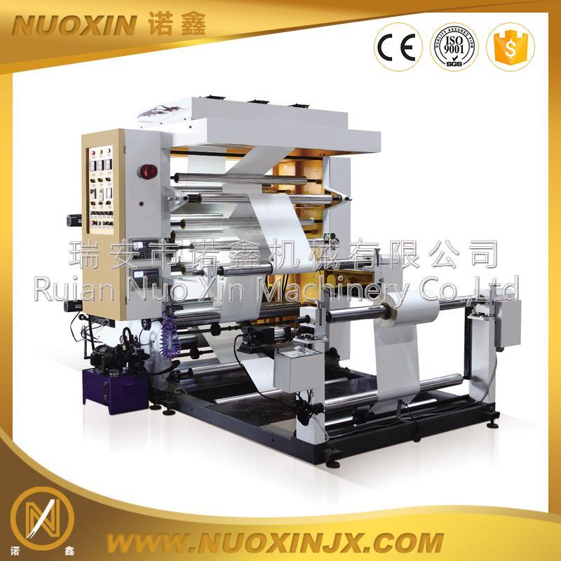 瑞安诺鑫 厂家直销 NX系列层叠式双色柔版印刷机 柔印机