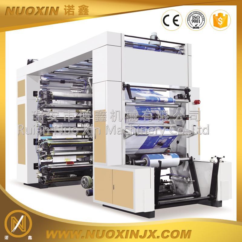 厂家直销 八色高速柔版印刷机 适合各种材料印刷