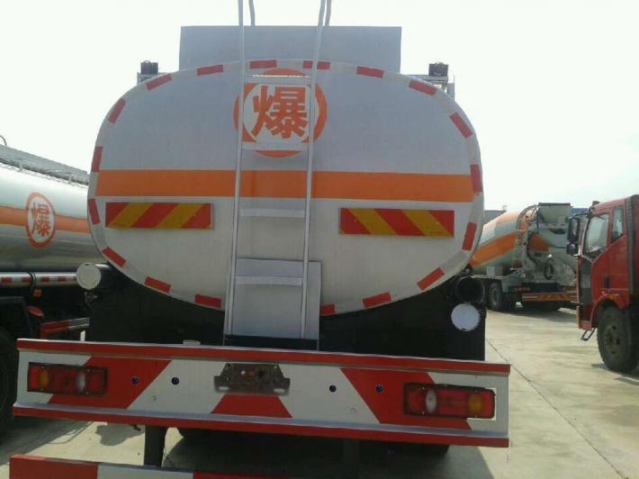油罐车倒车雷达