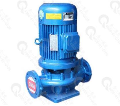 管道式离心泵 二级能效清水泵 GD40-15 热销型号适用多场所