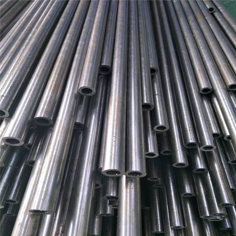 高度精密无缝钢管 48*3精密光亮钢管 切割零售