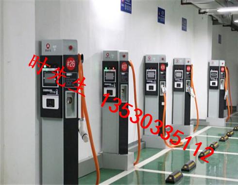 坂田汽车充电|充电桩生产厂家划线施工