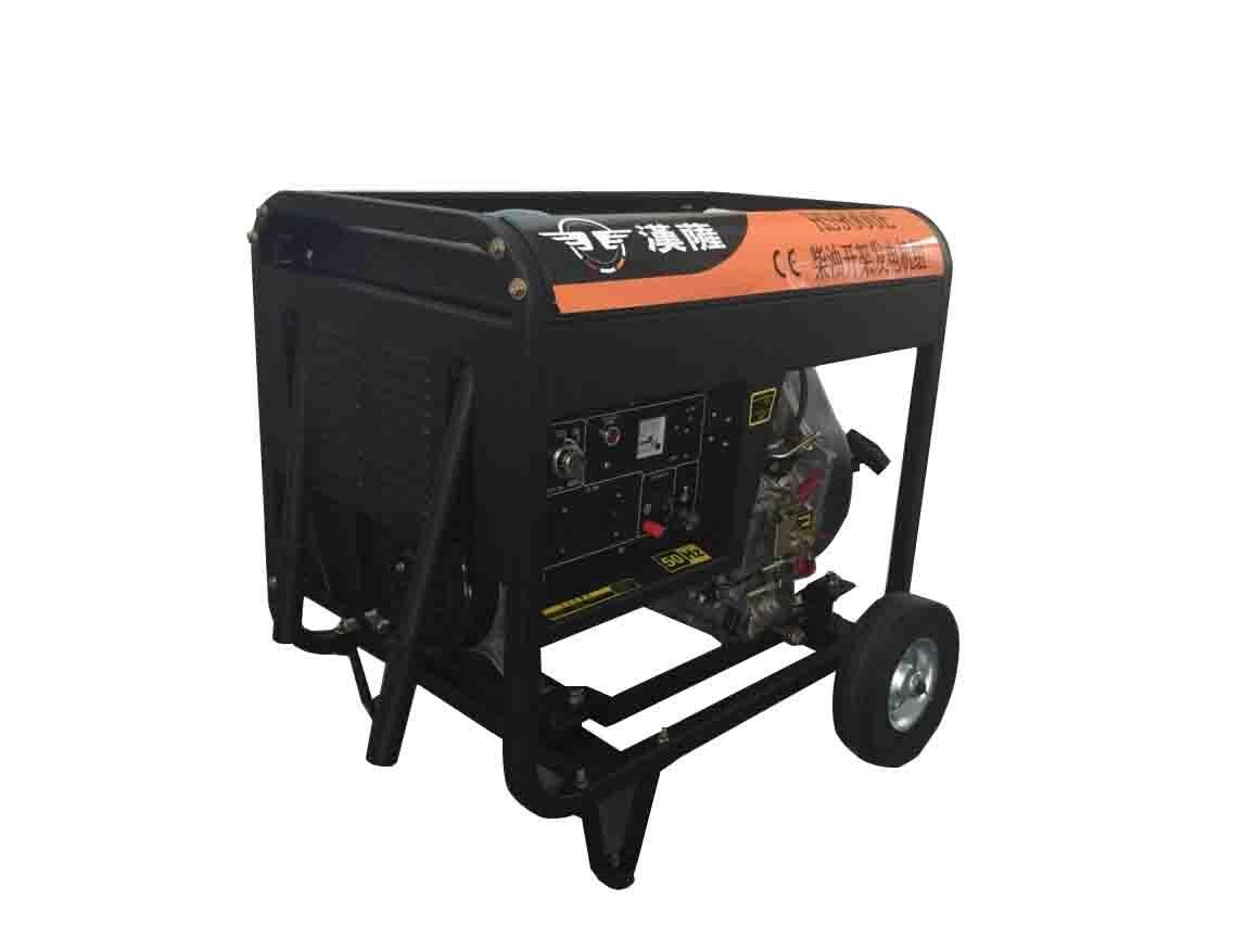 三相柴油发电机HS9000E3