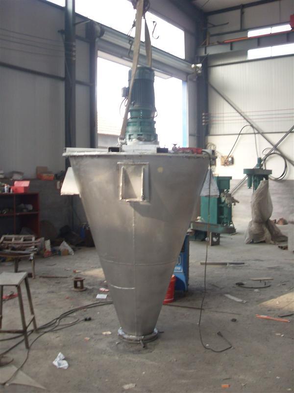 格瑞双螺旋锥形混合机、混合机