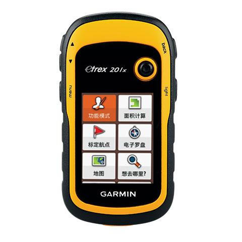 最新美国佳明双星手持GPS etrex 201x