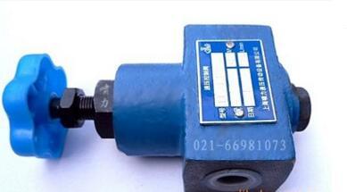 上海LF-B板式节流阀*压力31.5,流量40~100