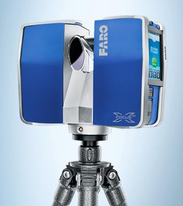 Focus X330大范围激光三维掃描儀