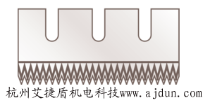 德国martor NO.773工业刀片 安全刀片 特殊刀片 德国进口机械刀片