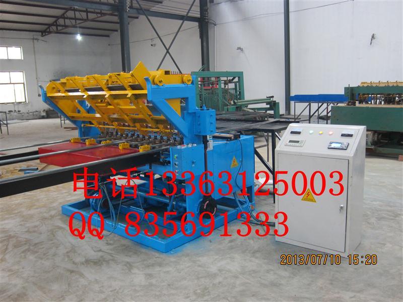 型 数控钢筋网排焊机 煤矿支护网排焊机 高速护栏网排焊机