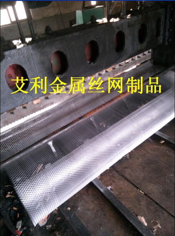 高品质钢板拉伸网,钢板冲拉网,钢板菱形网