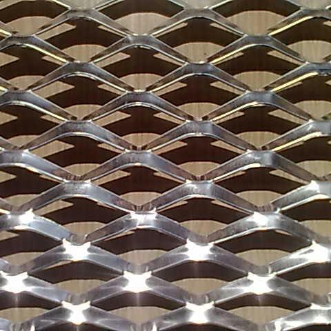 高品质钢板冲拉菱形网,钢板拉伸菱形网,钢板扩张菱形网