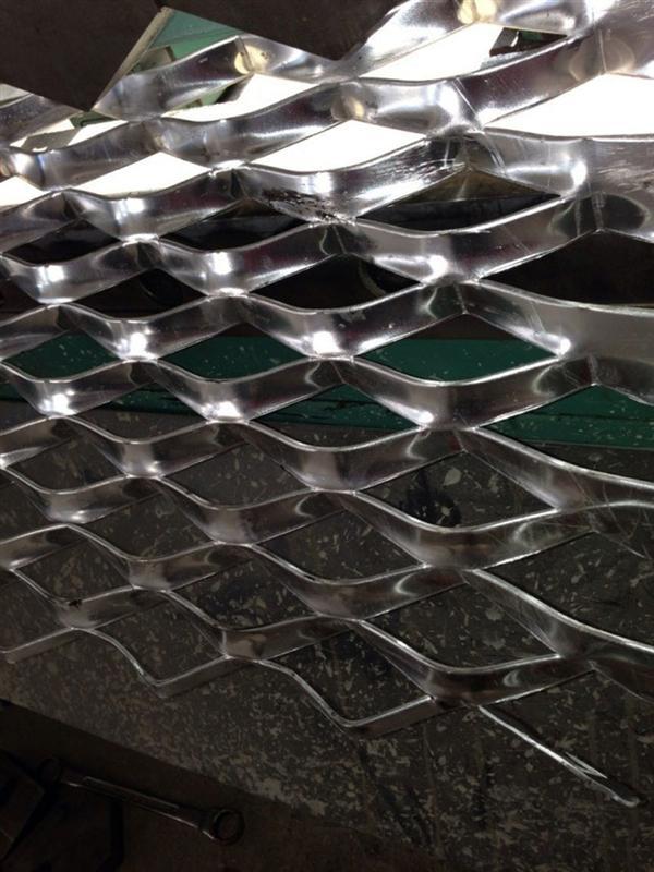 高品质不锈钢菱形网,不锈钢板菱形网,不锈钢扩张菱形网