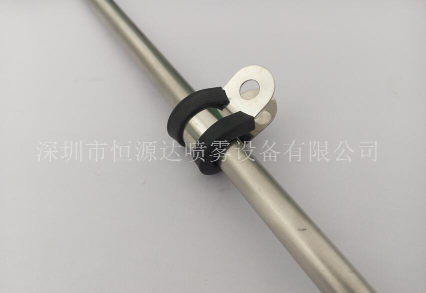 304不锈钢R型管夹