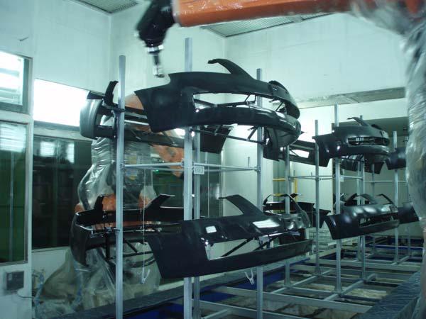 武汉全自动喷涂生产线