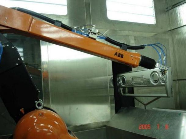 佛山机器人涂装线 佛山机器人涂装生产线