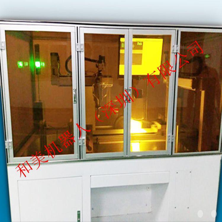 全视觉高速RFID品检机