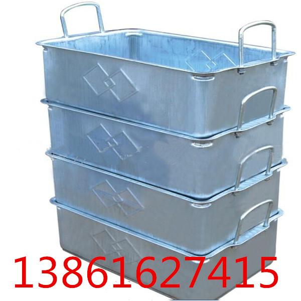 手提铁皮箱;工具铁皮箱;镀锌铁皮箱