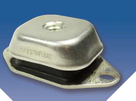 哈金森减振器 Paulstrafloat弹性橡胶减振器 汽车减震器