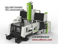 龙门五轴加工中心HLVC2016F5