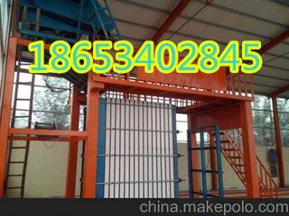 建筑建材设备宁津硕丰立模轻质实心隔墙板机械设备厂家