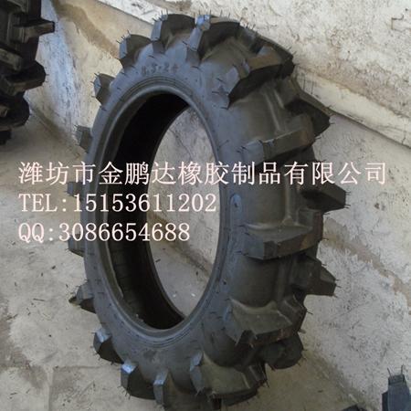 拖拉机8.3-24水田高花花纹农用胎直销价格