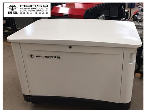 汉萨30kw单相汽油发电机