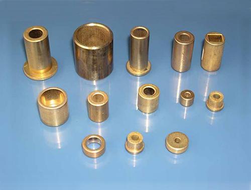 铜基粉末冶金结构零件