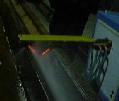 感应淬火设备-机床导轨淬火设备