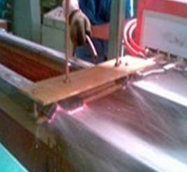 机床导轨淬火专用设备-超音频导轨淬火机
